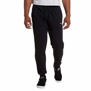 NWT! Puma French Terry Jogger Sweatpants Black